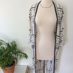 Forever 21 Kimono Jacket